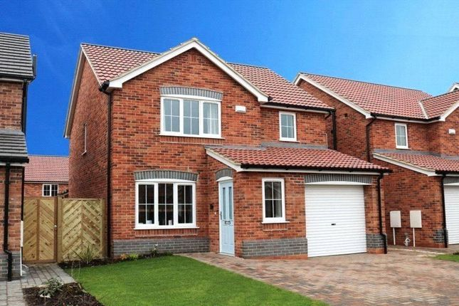 Thumbnail Detached house for sale in Plot 248, The Wordsworth, Falkland Way, Barton-Upon-Humber, North Lincolnshire