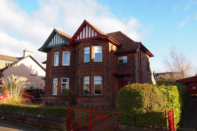 Thumbnail Semi-detached house to rent in Adele Street, Motherwell
