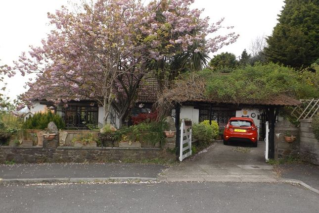 Thumbnail Detached bungalow for sale in Broomhill, Port Talbot, Neath Port Talbot.