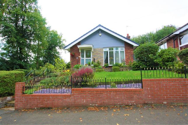 Thumbnail Bungalow for sale in Kersal Road, Prestwich, Manchester