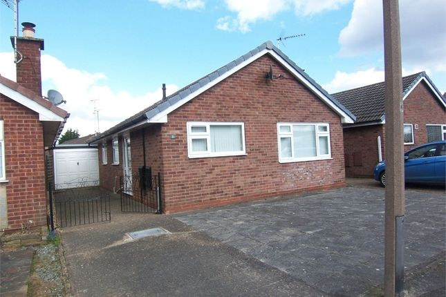 Thumbnail Detached bungalow to rent in Hatfield Close, Rainworth, Mansfield, Nottinghamshire