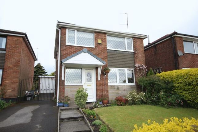 Thumbnail Detached house for sale in Shawclough Way, Shawclough, Rochdale