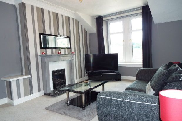 Thumbnail Flat to rent in Service Street, Lennoxtown