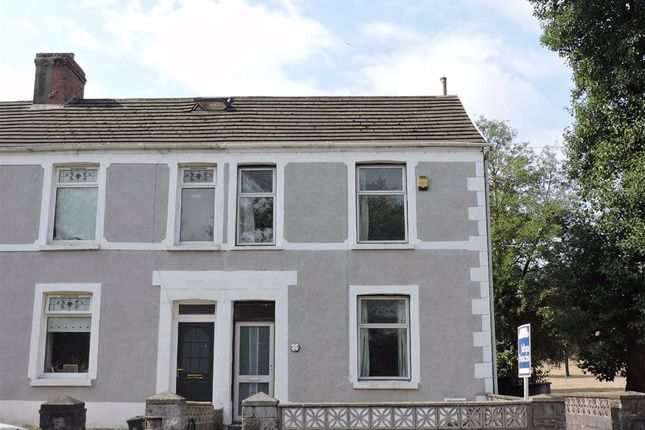 3 bed end terrace house for sale in Tydraw Road, Bonymaen, Swansea SA1