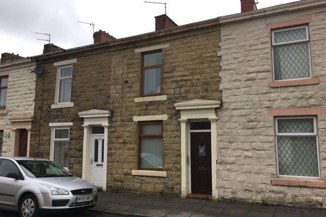 Thumbnail Terraced house to rent in John Street, Clayton Le Moors, Accrington