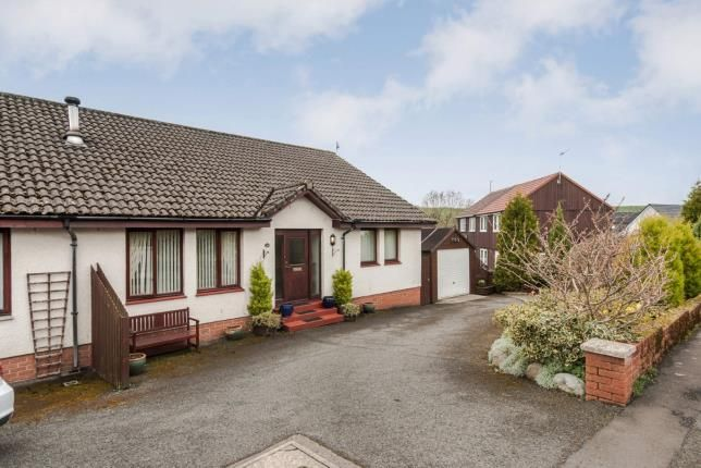 Thumbnail Bungalow for sale in Bolestyle Road, Kirkmichael, South Ayrshire, Scotland