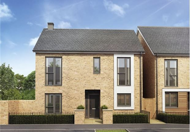 Thumbnail Detached house for sale in Plot 48 The Acacia, Locking Parklands, Weston Super Mare