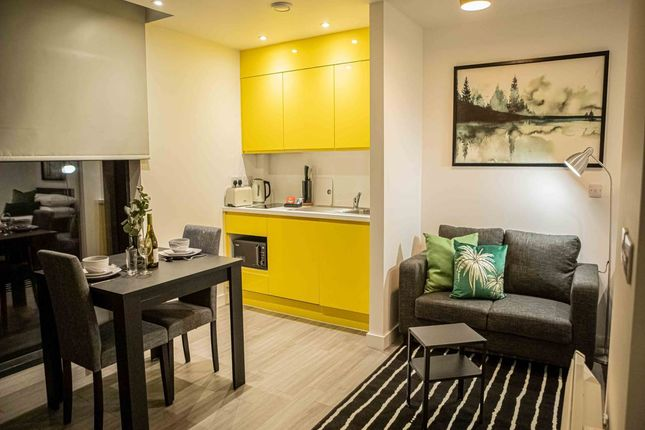1 bed flat for sale in Royal Riverside Apartments, 60 Priestley Street, Sheffield S2