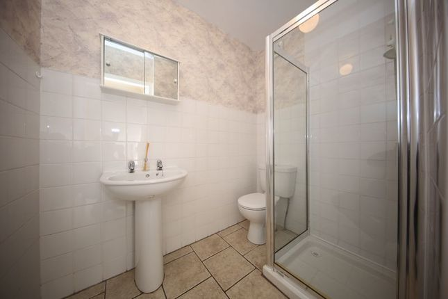 Shower Room of Earn Crescent, Dundee DD2