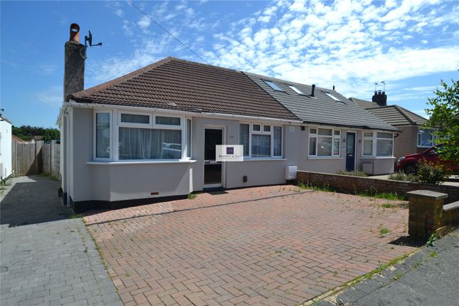 Thumbnail Semi-detached bungalow to rent in St. Georges Drive, Watford