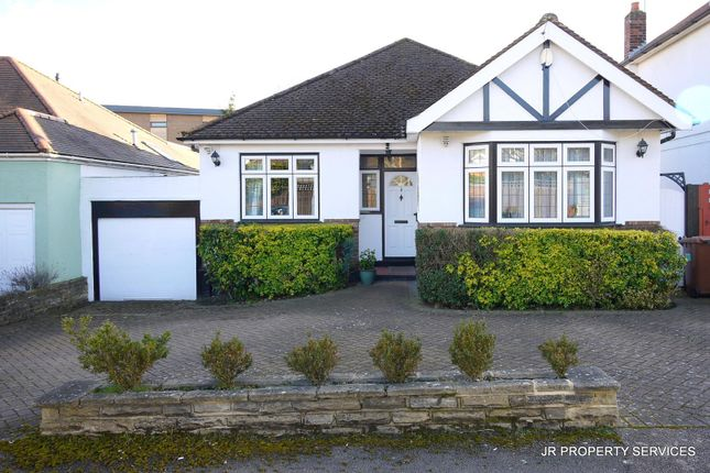 Thumbnail Detached bungalow for sale in Tolmers Gardens, Cuffley, Potters Bar