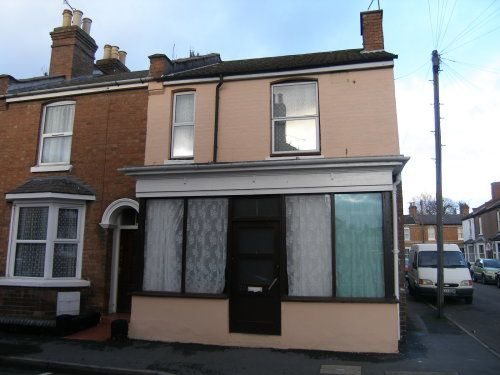 Thumbnail End terrace house to rent in Leam Street, Leamington Spa