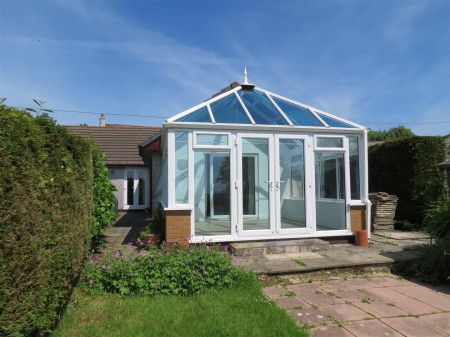 Thumbnail Detached bungalow for sale in Trethurgy, St. Austell