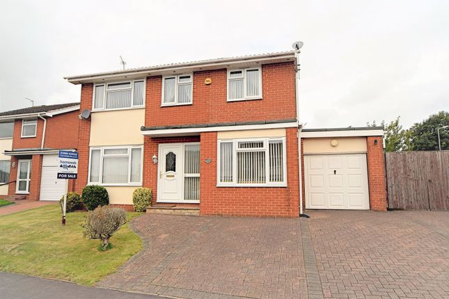 Thumbnail Detached house for sale in Langlands Road, Cullompton