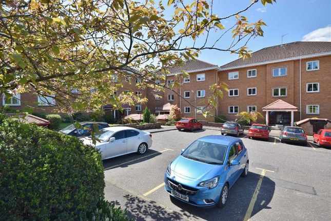 Thumbnail Flat for sale in Golf Court, Netherlee, Glasgow