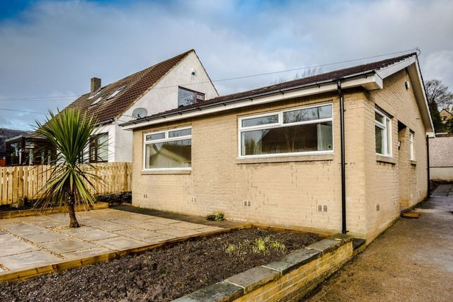 Thumbnail Bungalow for sale in Central Avenue, Ashbrow, Huddersfield