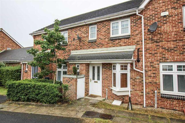 Thumbnail Terraced house to rent in Chester Avenue, Longbenton, Newcastle Upon Tyne
