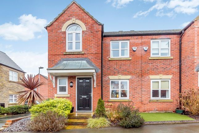 Thumbnail Town house for sale in Marquess Way, Manchester, Greater Manchester