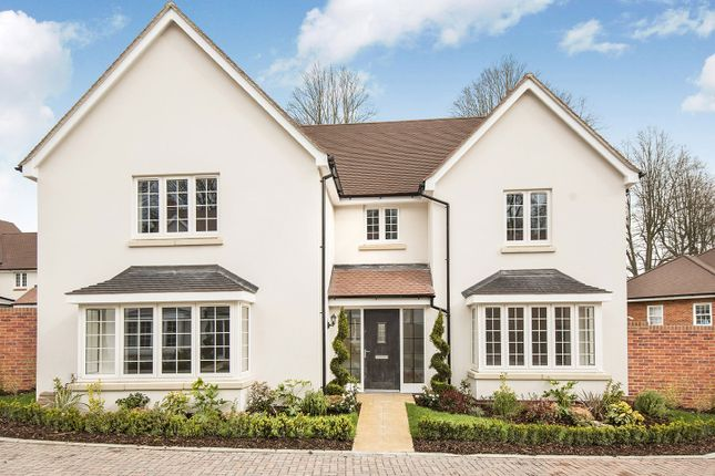 "Thumbnail Detached house for sale in ""The Sandringham"" at Gold Hill East, Chalfont St. Peter, Gerrards Cross"