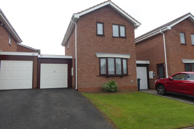 Thumbnail Link-detached house for sale in Rea Valley Drive, Northfield, Birmingham