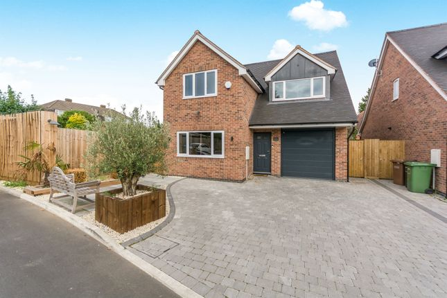 4 bed detached house for sale in Delrene Road, Shirley, Solihull