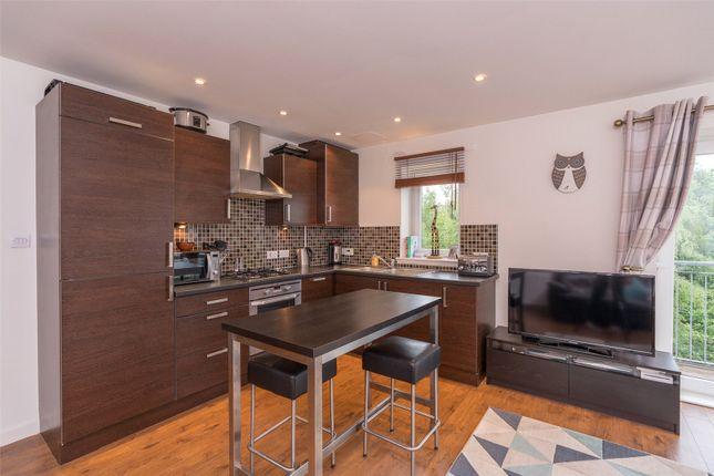 Kitchen Area of Lochend Park View, Edinburgh EH7