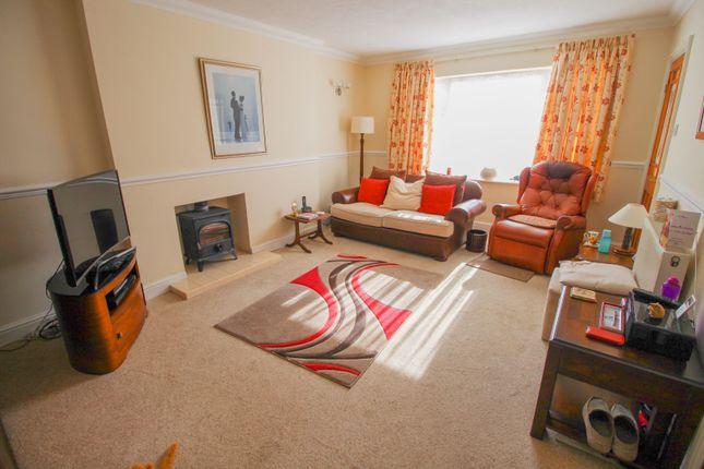 Living Room of Pool Close, Pattishall, Towcester NN12