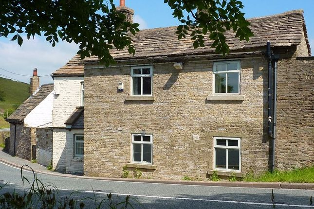 Thumbnail Detached house for sale in The Old Post House, Walker Barn, Macclesfield, Cheshire