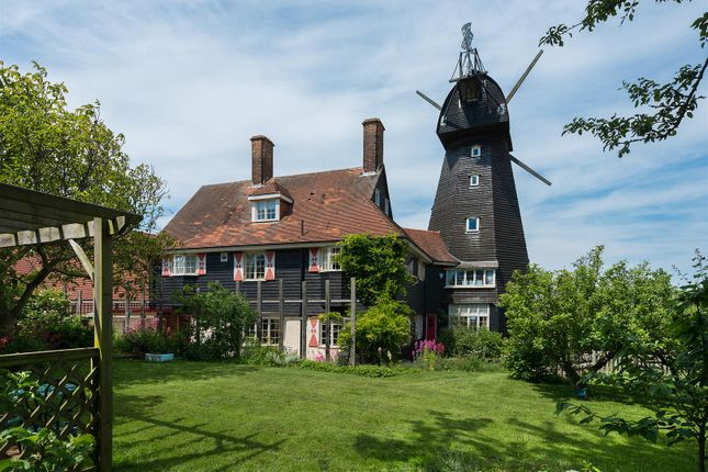 Thumbnail Detached house for sale in Millers Court, Borstal Hill, Seasalter, Whitstable