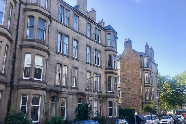 Thumbnail Flat to rent in Comely Bank Place, Edinburgh