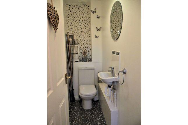 Cloak Room of Wilshere Close, Kirby Muxloe, Leicester LE9