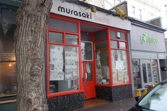 Restaurant/cafe to let in Montpelier Place, Brighton