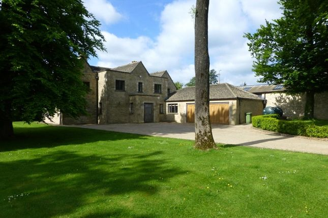 Thumbnail Detached house to rent in Bagendon, Cirencester, Glos