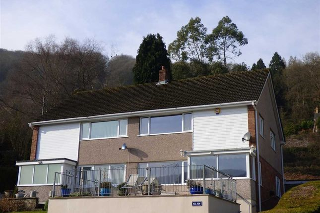 Thumbnail Semi-detached house for sale in Keel Row, Llandogo, Chepstow