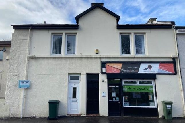 Thumbnail Flat to rent in 42 Old Street, Kilmarnock