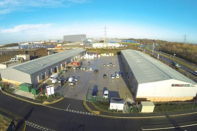 Thumbnail Industrial for sale in Coopers Point, Liverpool