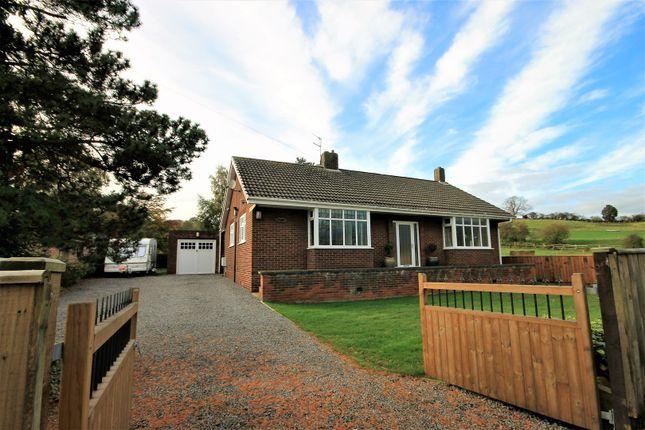 Thumbnail Detached bungalow for sale in Grange Villa, Chester Le Street