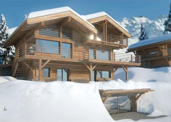Detached house for sale in Rue Du Ctre Sportif 12, 1936 Bagnes, Switzerland