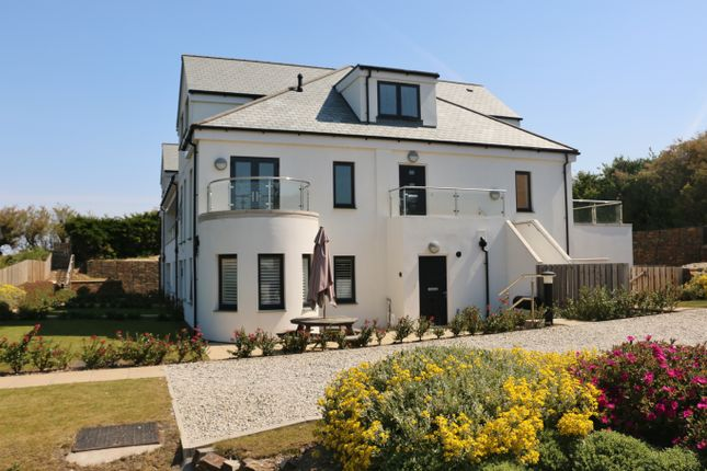 Thumbnail Maisonette for sale in Beach Road, Constantine Bay