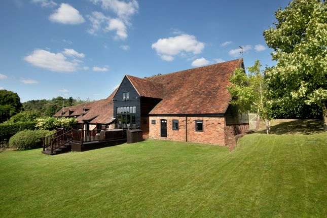 5 bed barn conversion for sale in Wooburn Green Lane, Beaconsfield