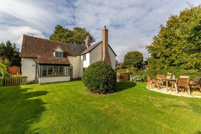 Thumbnail Detached house for sale in Bury End, Pirton, Hitchin