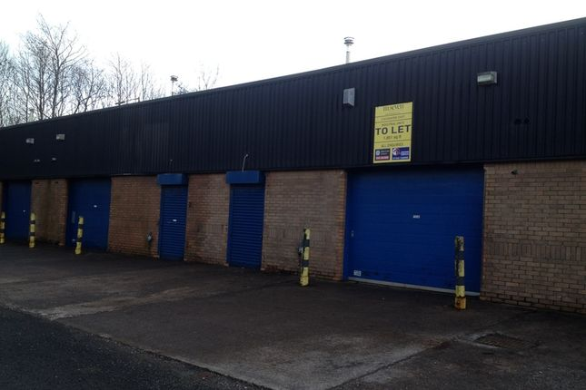 Thumbnail Industrial to let in Lochshore Industrial Estate, Caledonian Road, Glengarnock, Beith