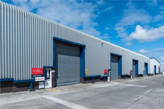 Thumbnail Industrial to let in B2, & B4, Formal Business Park, Camborne, Cornwall