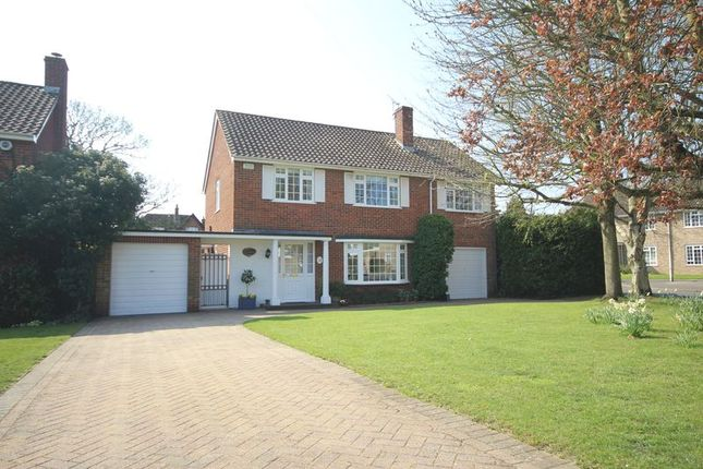 Thumbnail Detached house for sale in Chiltern Way, Tonbridge
