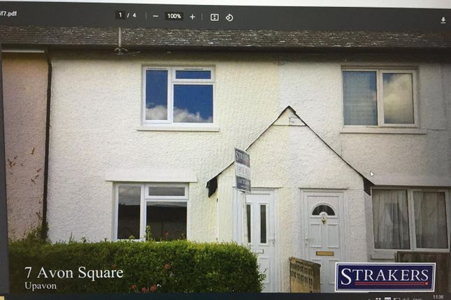 2 bed semi-detached house to rent in Avon Square, Upavon, Pewsey SN9