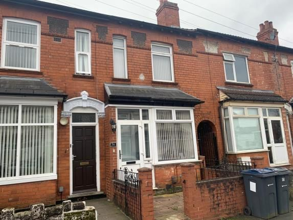 2 bed terraced house for sale in Boscombe Road, Tyseley, Birmingham, West Midlands B11