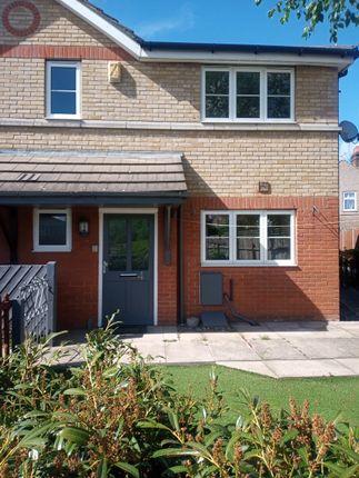 1 bed semi-detached house for sale in Britannia Close, Erith DA8