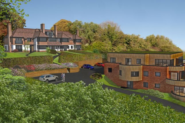 The Development of Cannongate Road, Hythe CT21
