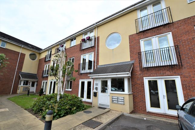 Thumbnail Flat to rent in Mill Point, Rowditch Place, Derby, Derbyshire
