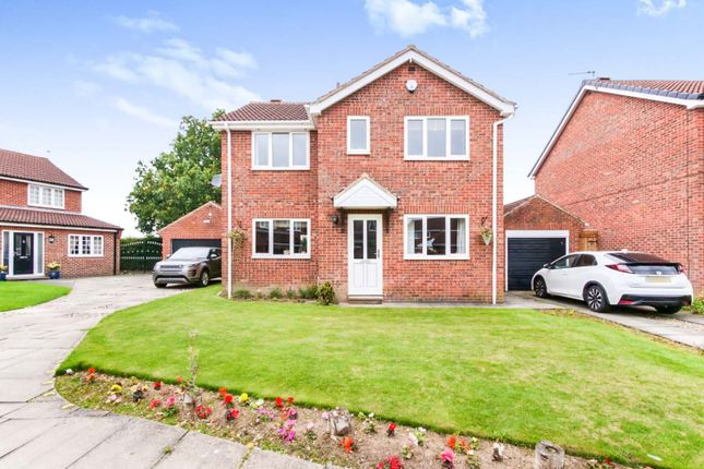 Thumbnail Detached house for sale in Wansbeck, York